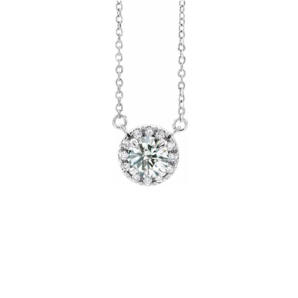 14K金‧20分鑽石墜飾
